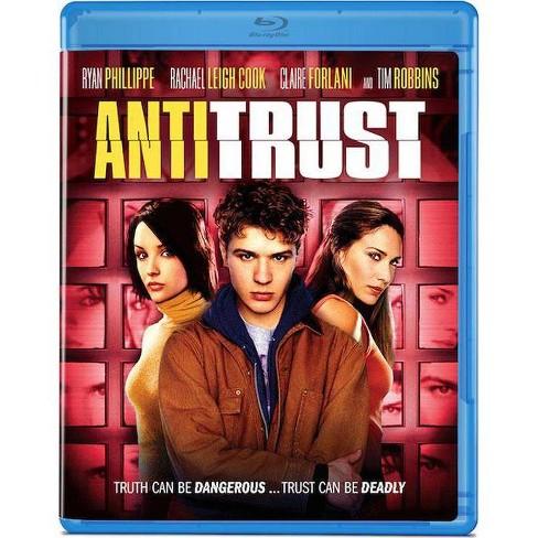 AntiTrust (Blu-ray) - image 1 of 1