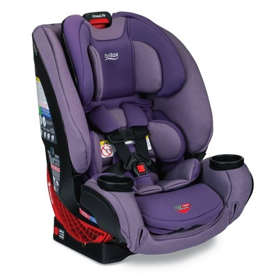 Britax One4Life ClickTight All-In-One Convertible Car Seat - Plum SafeWash