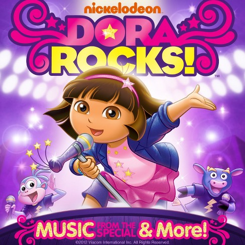 Dora Rocks! - Only at Target - image 1 of 1