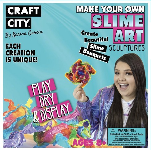 Karina Garcia Craft City DIY Slime Art - image 1 of 5