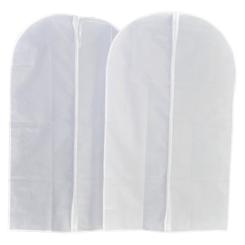 2pk Suit Protector White - Room Essentials™ - image 1 of 1