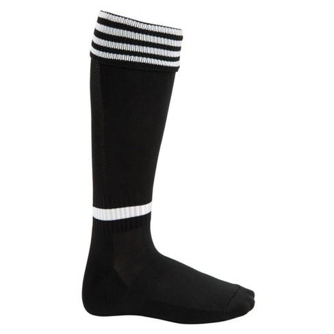 320e215a6887 Franklin Sports ACD® Soccer Socks - Black   Target