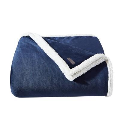 Ultra Soft Plush Solid Bed Blanket - Eddie Bauer