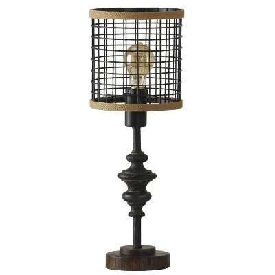 Table Lamp Black - StyleCraft