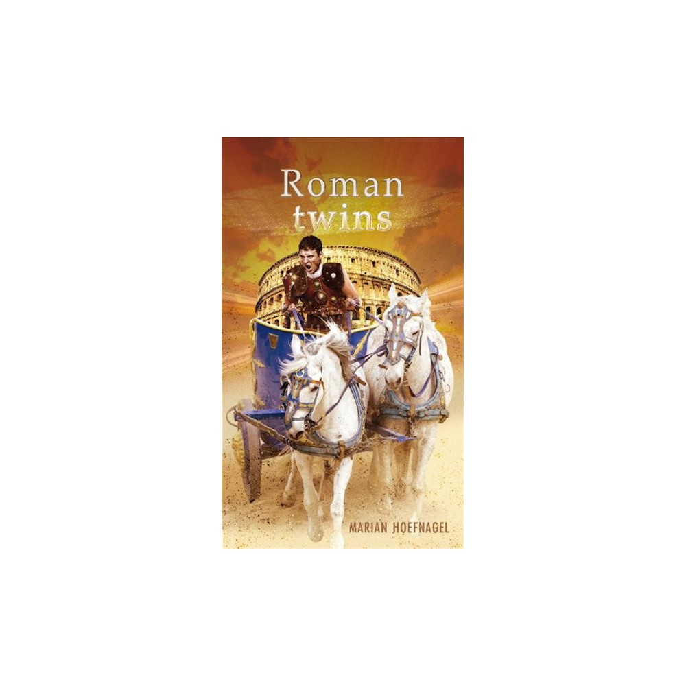 Roman Twins - (Fourteen - the Time of Your Life) by Marian Hoefnagel (Hardcover)