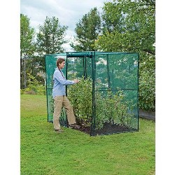 Crop Cage, 4 x 8 Plant Protection Tent - Gardener's Supply Company