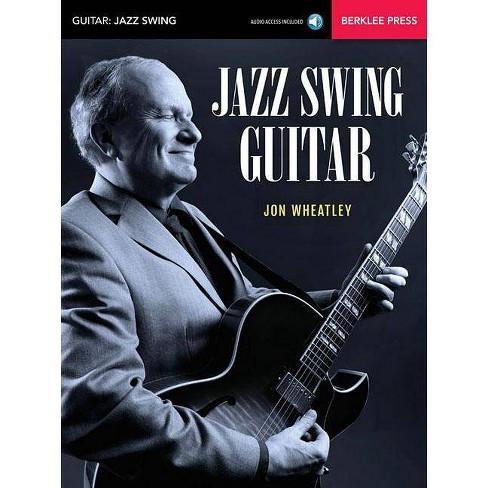 Jazz Swing Guitar - by  Jon Wheatley (Mixed media product) - image 1 of 1