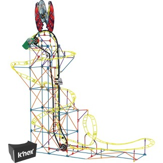 Knex Vultures Vengeance Roller Coaster Building Set