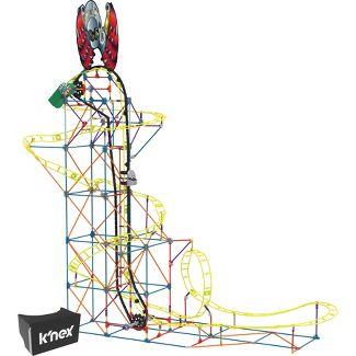 Knex Vultures Vengeance Roller Coaster Building Set