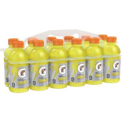 Gatorade Lemon Lime Sports Drink - 12pk/12 fl oz Bottles