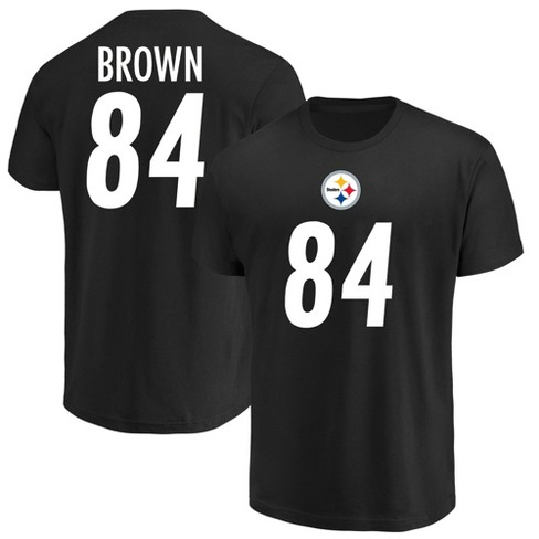 NFL Pittsburgh Steelers Men's Athletic Coordinator Player T-Shirt - image 1 of 3