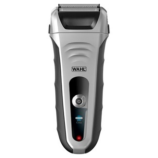 Wahl Speed Shave Lithium Ion Mens Rechargeable Shaver With Quick charge and Low Battery Indicator-7061-500