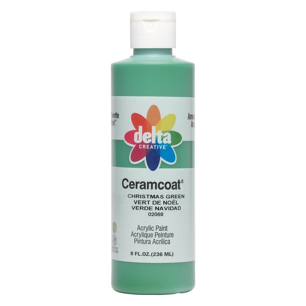 Delta Ceramcoat 8oz Acrylic Paint - Christmas Green