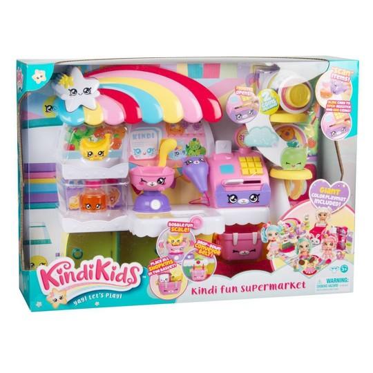 Kindi Kids Supermarket Playset image number null