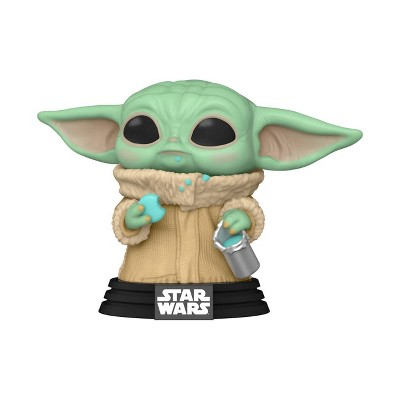 Funko POP! Star Wars: The Mandalorian - The Child with Cookie