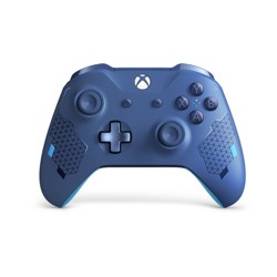 Xbox One Wireless Controller - Sport Blue