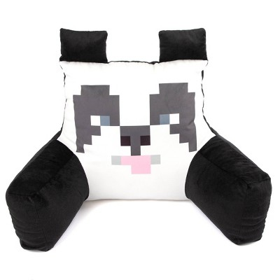 Minecraft Bedrest Black