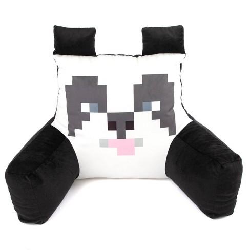 Minecraft Bedrest Black - image 1 of 4