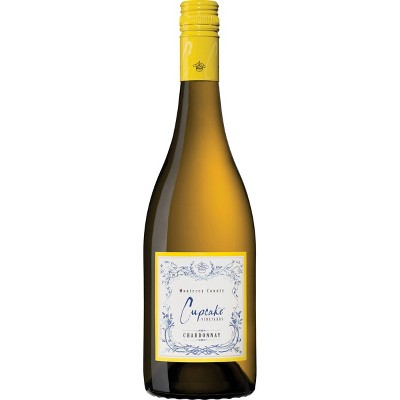 Cupcake Chardonnay White Wine - 750ml Bottle