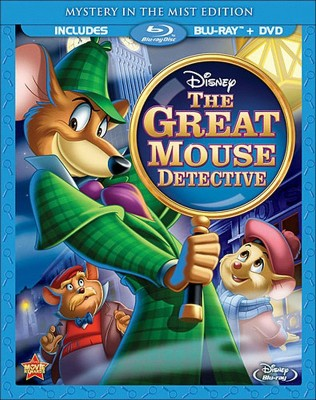 The Great Mouse Detective (Blu-ray)