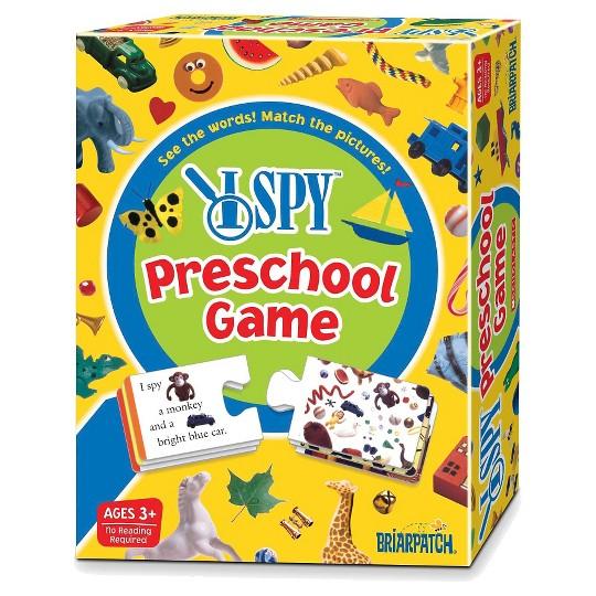 I Spy Preschool Game, Toy Spy Gear image number null