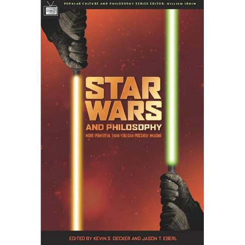 Star Wars and Philosophy - (Popular Culture & Philosophy) (Paperback) - image 1 of 1