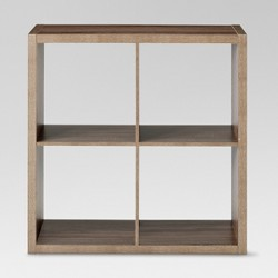 "4-Cube Organizer Shelf 13"" - Threshold™"