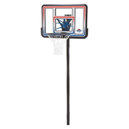 "Lifetime Fusion 44"" In Ground Basketball Hoop - image 1 of 4"