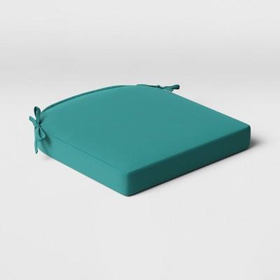 Outdoor Rounded Seat Cushion DuraSeason Fabric™ - Threshold™