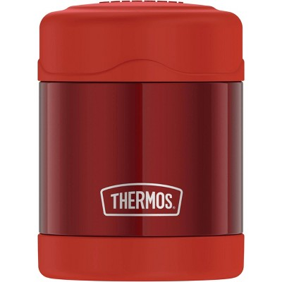 Thermos 10oz FUNtainer Food Jar - Hot Pepper Red