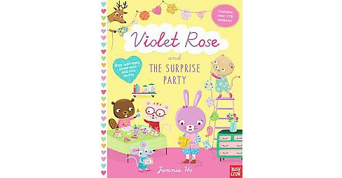 Violet Rose and the Surprise Party (Paperback) - image 1 of 1