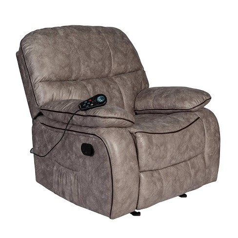 Wesson Massage Recliner - Relaxzen - image 1 of 4