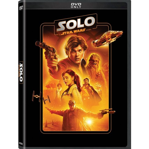 Star Wars Solo: A Star Wars Story (DVD) - image 1 of 2