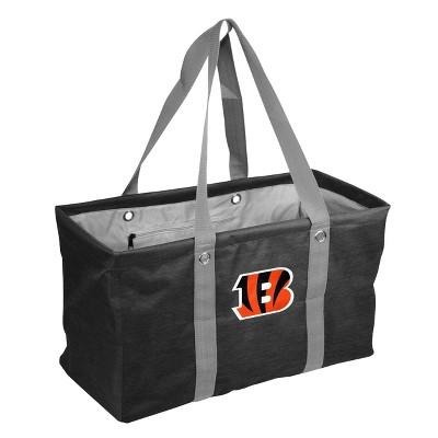 NFL Cincinnati Bengals Crosshatch Picnic Caddy Frame Backpack
