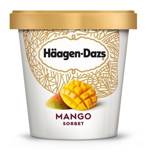 Haagen-Dazs Mango Frozen Sorbet - 14oz - image 1 of 3