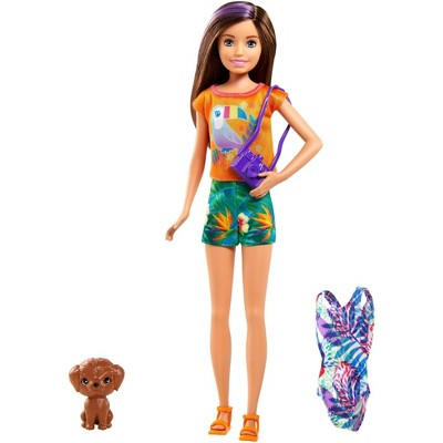 ​Barbie and Chelsea the Lost Birthday - Skipper Doll & Pet