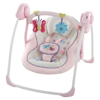 Comfort & Harmony Portable Swing - Pink