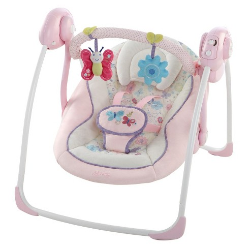 b35a3f704 Comfort   Harmony Portable Swing - Pink   Target