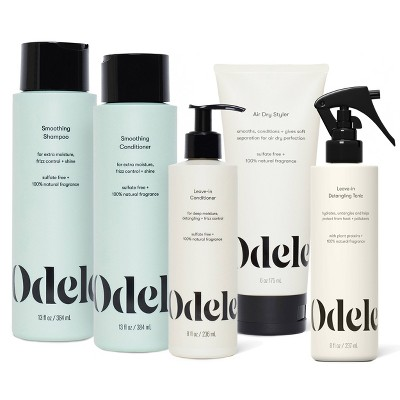 Odele Beauty Smoothing Hair Care Collection