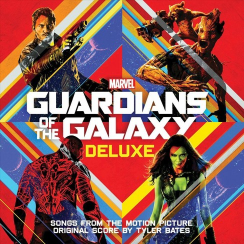 Tyler Bates - Guardians of the Galaxy (Original Motion Picture Soundtrack) (CD) - image 1 of 1