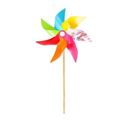 "40"" Pinwheel Colorblock Rainbow - Sun Squad™"