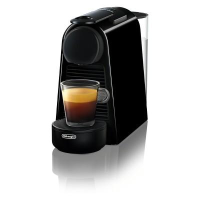 Nespresso Essenza Mini Espresso Machine Black by De'Longhi