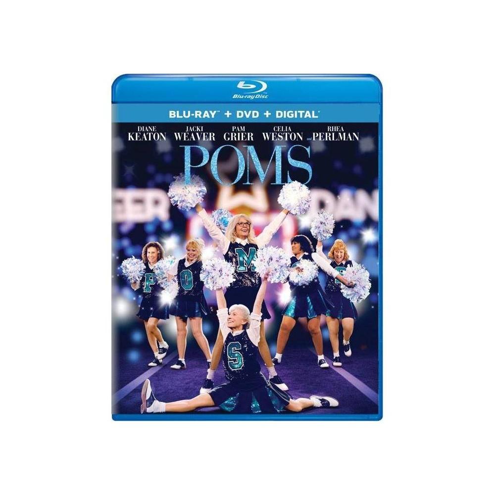 Poms Blu Ray Dvd Digital