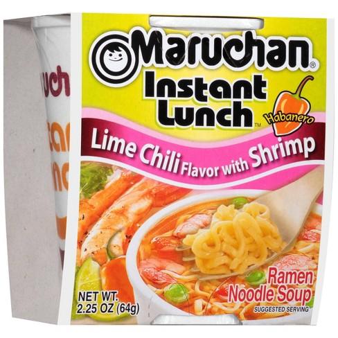 Lime Chili Flavor With Shrimp Soup