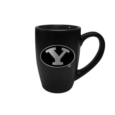 NCAA BYU Cougars 15oz Stealth Bistro Mug