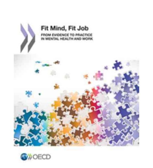 Fit Mind, Fit Job : From Evidence to Practice in Mental Health and Work (Paperback) (Organisation for - image 1 of 1