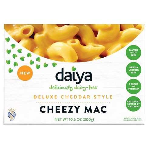 Daiya Deluxe Cheddar Style Cheezy Mac 10.6 oz - image 1 of 1