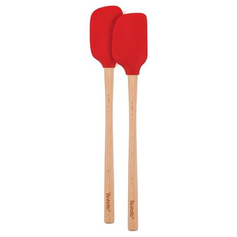 Tovolo Mini Spatula Set Red - image 1 of 1