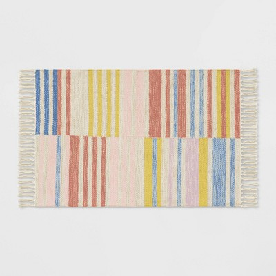 2'x3' Mix Stripe Scatter Rug - Opalhouse™