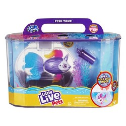 Little Live Pets Lil' Dippers Fish Playset - Unicornsea